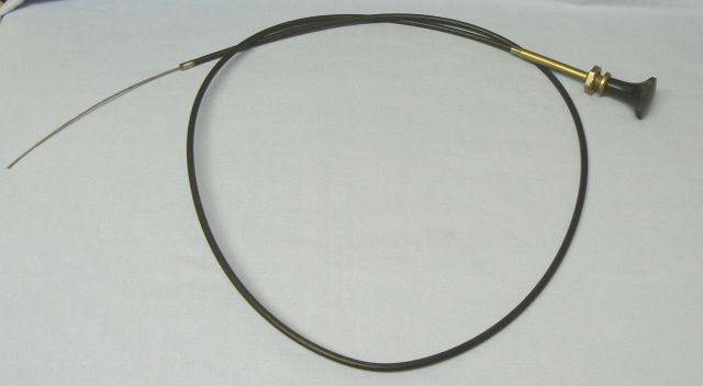 A026B0038Z CHOKE CABLE, for WEBER/DELLORTO