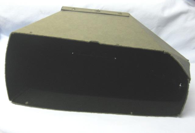 A026B0195Z GLOVE BOX for Series 2  (L/H/D)