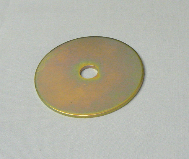 A075U0492Z LARGE WASHER for SPARE WHEEL RETENTION