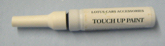 A082B6383S TOUCH UP PAINT (New mustard or lightning yellow B36)
