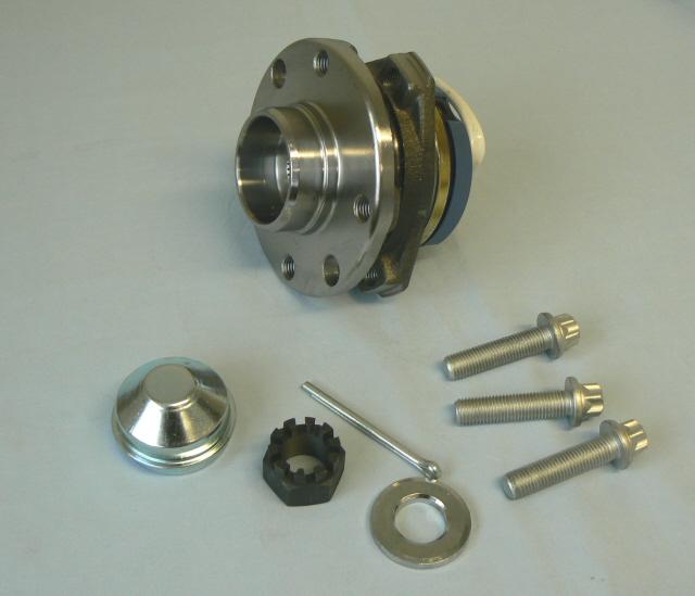 SJ117D0004 HUB/BEARING (With wheel speed sensor) (non-Lotus)